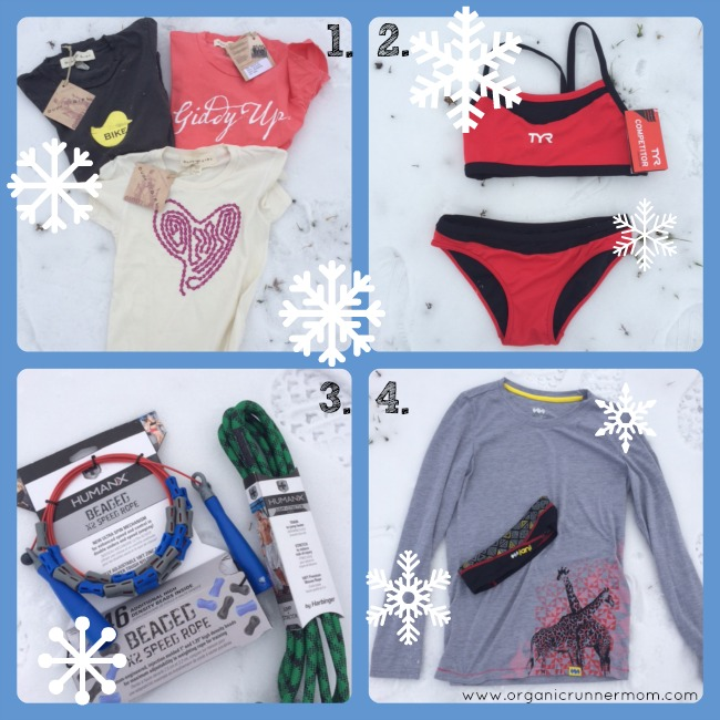 Organic Runner Mom's Holiday Gift Guide Part 2