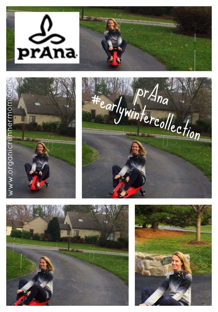 Organic Runner Mom's Review of the prAna #earlywintercollection