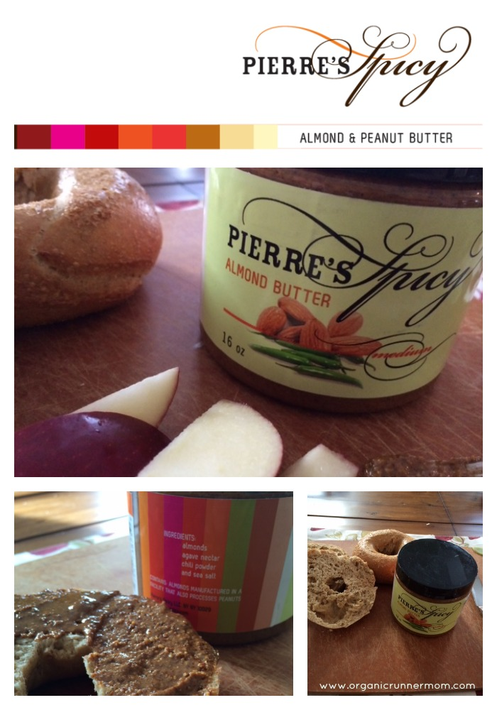 Pierre's Spicy Almond & Peanut Butter