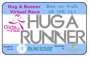 Hug  a Runner Day Virtual Race