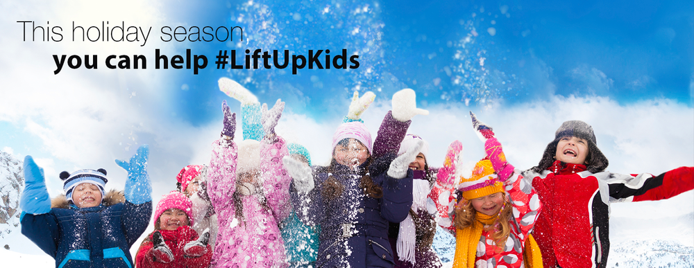#LiftUpKids with Catie's Closet