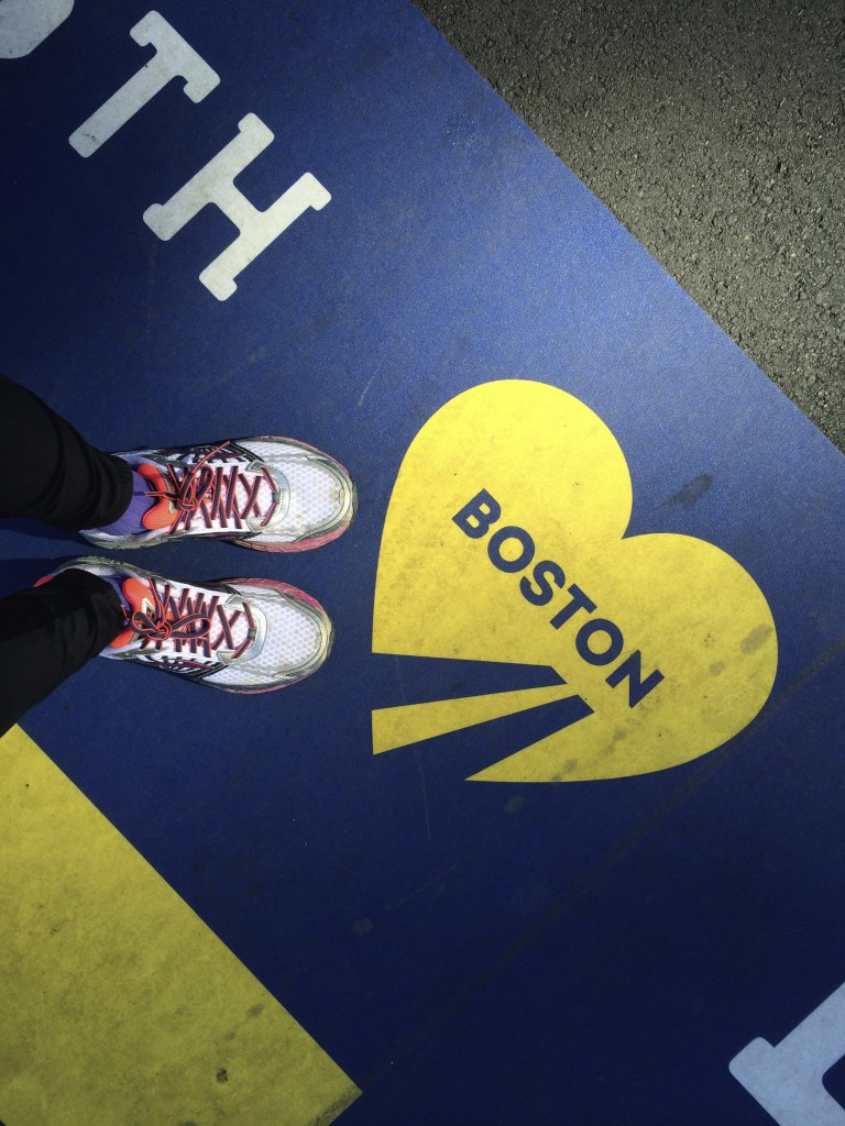 Organic Runner Mom. Boston Strong. #BostonStrong