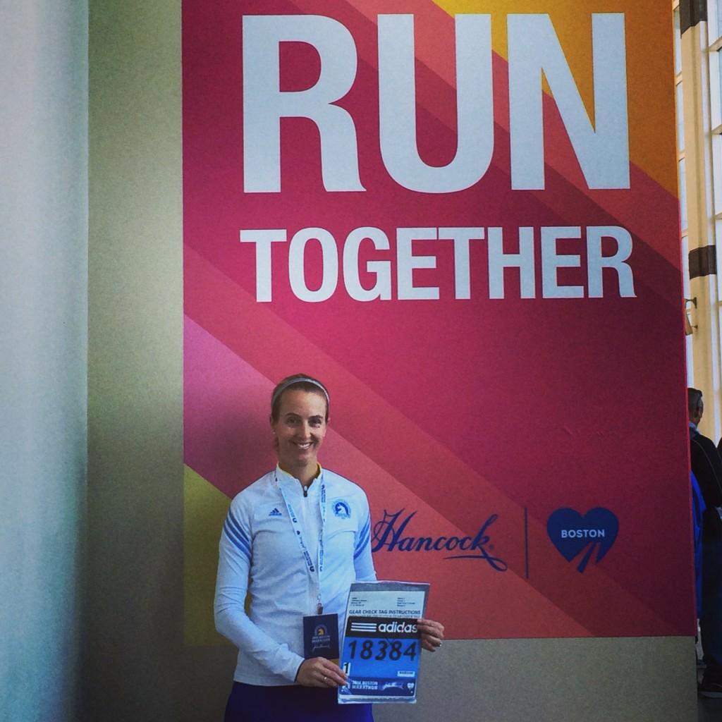 Run Together. Boston Marathon 2014. Organic Runner Mom