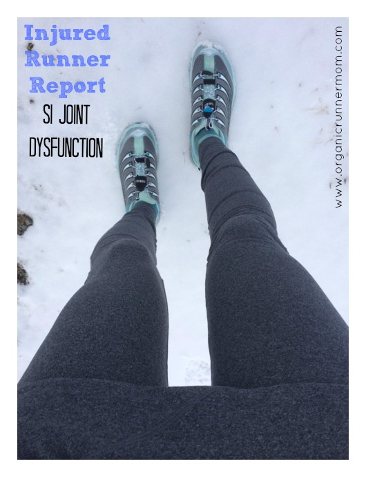 Injured Runner Report SI Joint Dysfunction