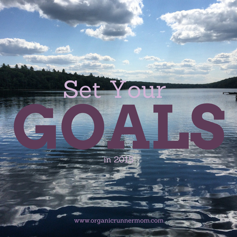 Set your goals in 2015