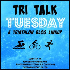 Tri Talk Tuesday Triathlon Link-Up