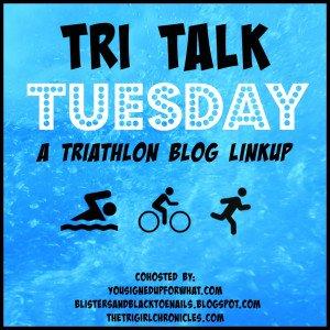 Tri Talk Tuesday Triathlon Link-Up