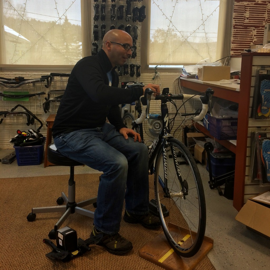 "Dave. Littleton Bike and Fitness ""BG Fit"" Specialist"