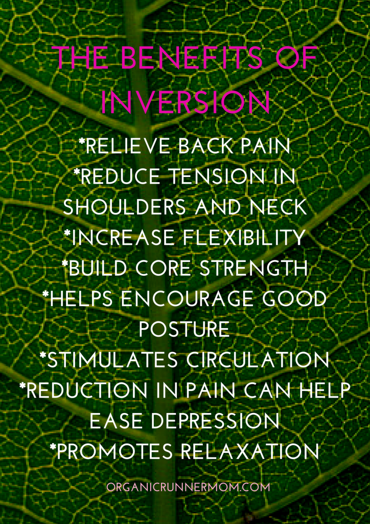 Click here to find out more about the benefits of inversion.