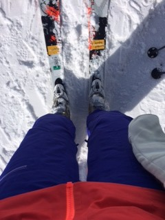 Skiing Adventures thanks to Vail Sports and K2