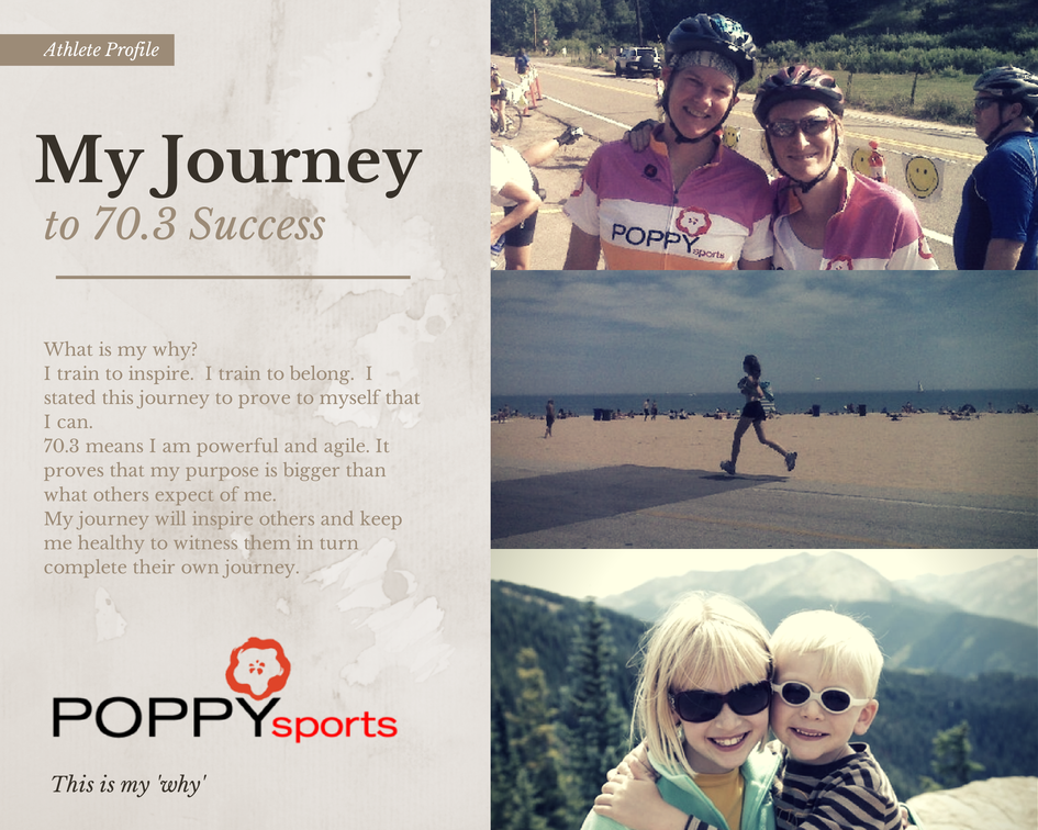 My Journey To Success. Melanie from Poppy Sports