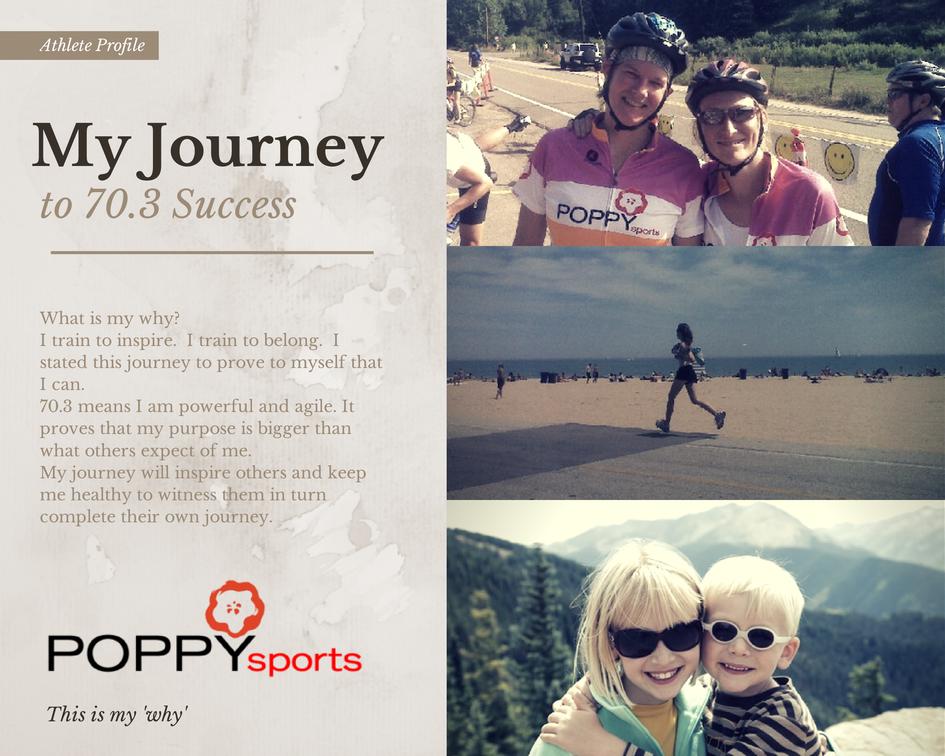 My Journey To Success. Melanie from Poppy Sports