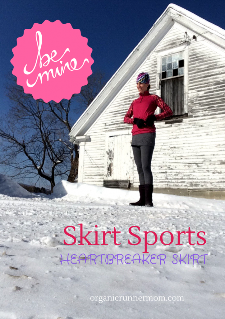 Be Mine. Skirt Sports Heartbreaker Skirt. | Organic Runner Mom