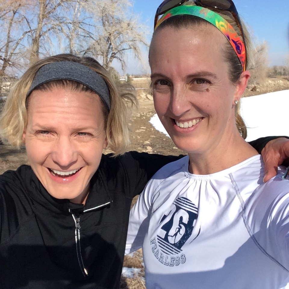 Going for a run with Skirt Sports founder Nicole DeBoom | Organic Runner Mom