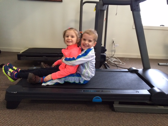 A treadmill should be fun? Right? | Organic Runner Mom