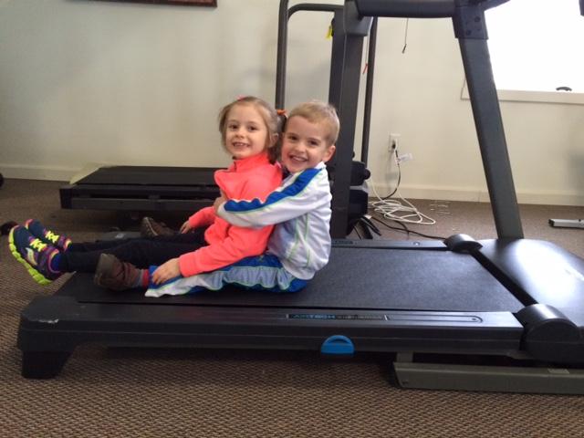 A treadmill should be fun? Right? | Organic Runner Mom