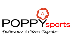Poppy Sports. Endurance Athletes Together.