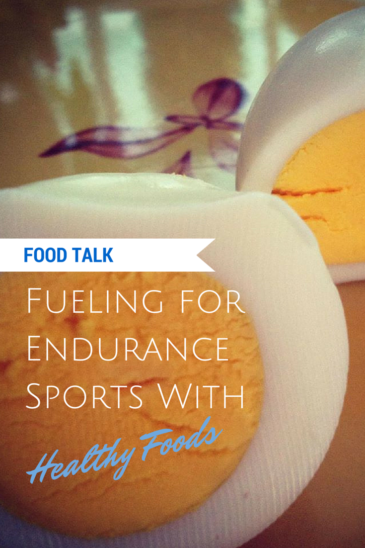 Read more to get some great ideas for how to fuel for endurance sports with healthy foods