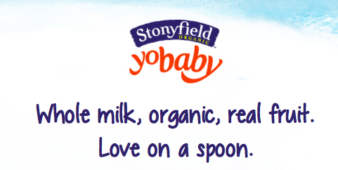 YoBaby. Love on a spoon. | Organic Runner Mom