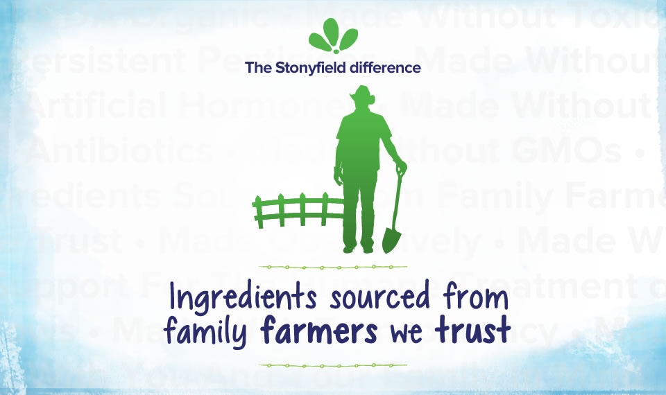 The Stonyfield Difference