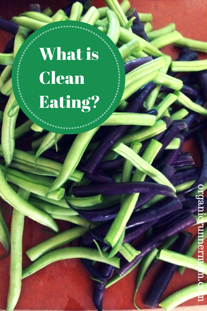 What is Clean Eating- | Organic Runner Mom