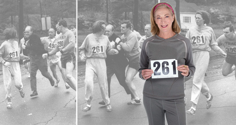 Kathrine Switzer 261 Fearless