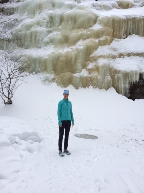 Bridal Veil Falls Trail Run