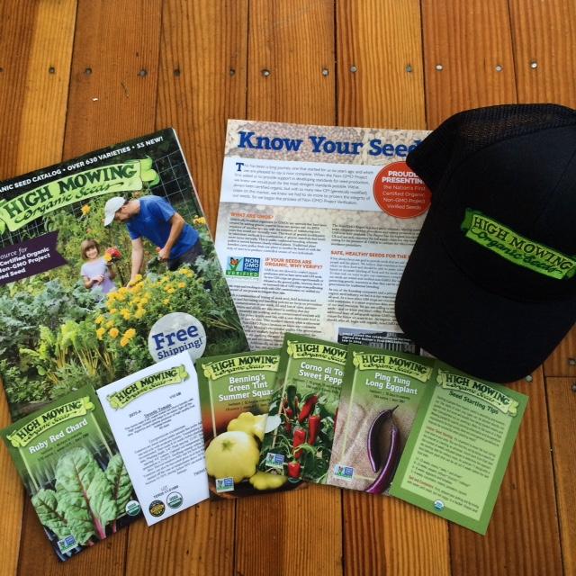 Happy Earth Day! Planting a Garden | Organic Runner Mom