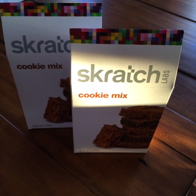 skratch LABS Cookie Mix | Organic Runner Mom