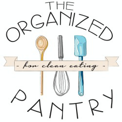 The Organized Pantry, a blog by Lauren McGill featuring recipes, meal planning, kitchen organization and more.