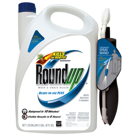 Roundup. Is it safe to use glyphosate to kill weeds?  How does it affect our food supply?