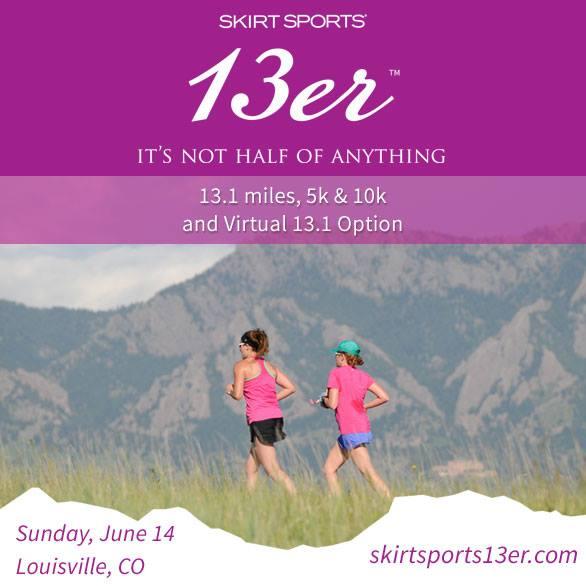 Skirt Sports 13er. It's not Half of Anything!