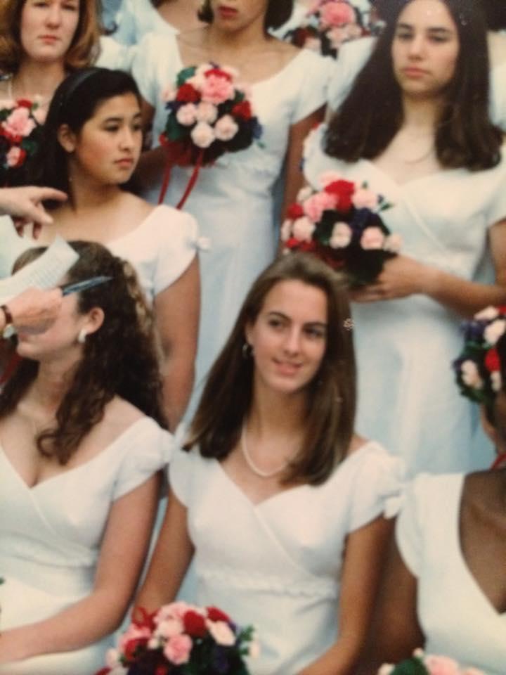 High School Graduation 1995