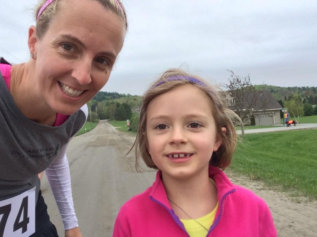 Run Girl Run! 1 mile fun run.