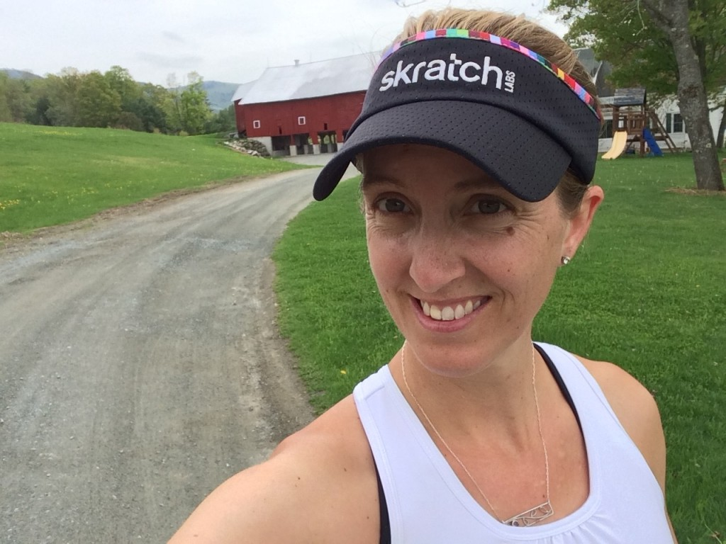 """2nd part of the triathlon """"brick"""" workout, the run! 9 miles"""