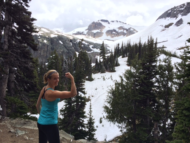 Real Women Move! Summerland Trail, Mt. Rainier National Park