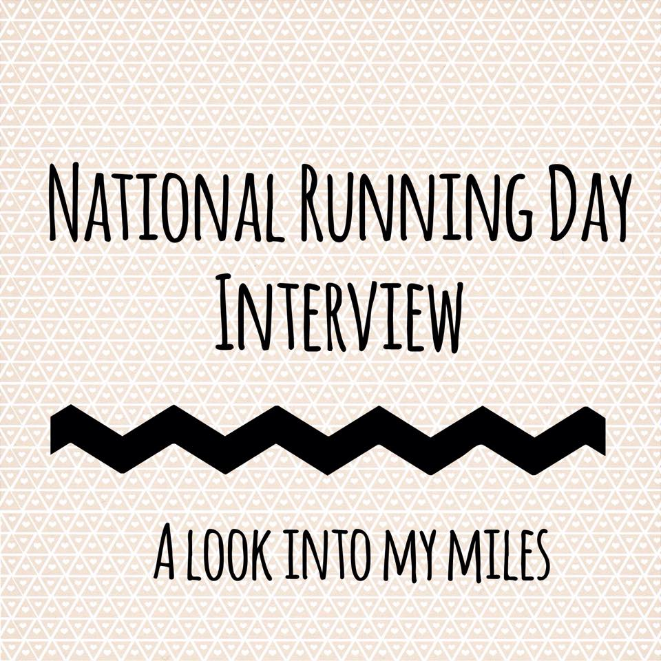 National Running Day Interview