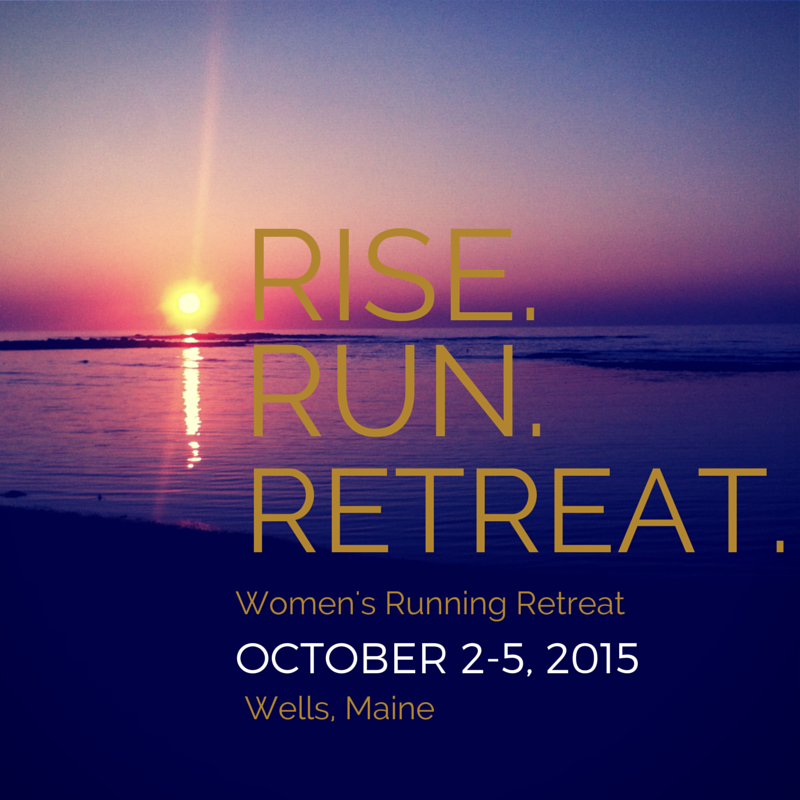 Rise. Run. Retreat. Blogging Retreat. Rise. Run. Retreat. | Organic Runner Mom