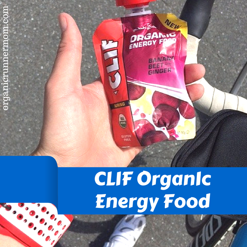 CLIF Organic Energy Food | Organic Runner Mom