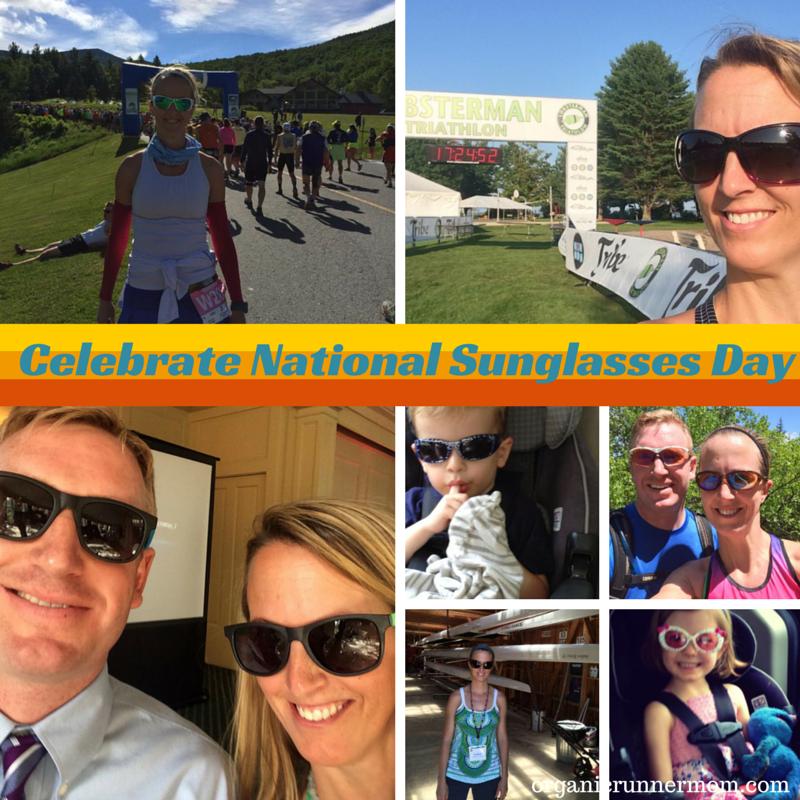 Celebrate National Sunglasses Day   Organic Runner Mom