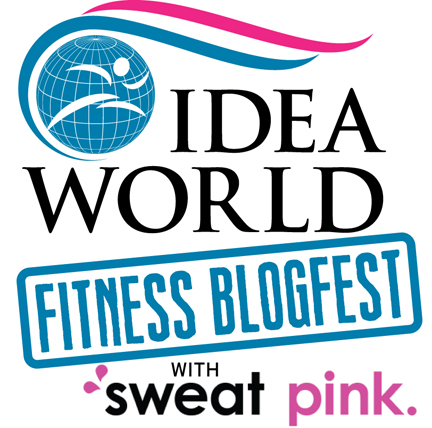 BlogFest with Sweat Pink Blogging Conference