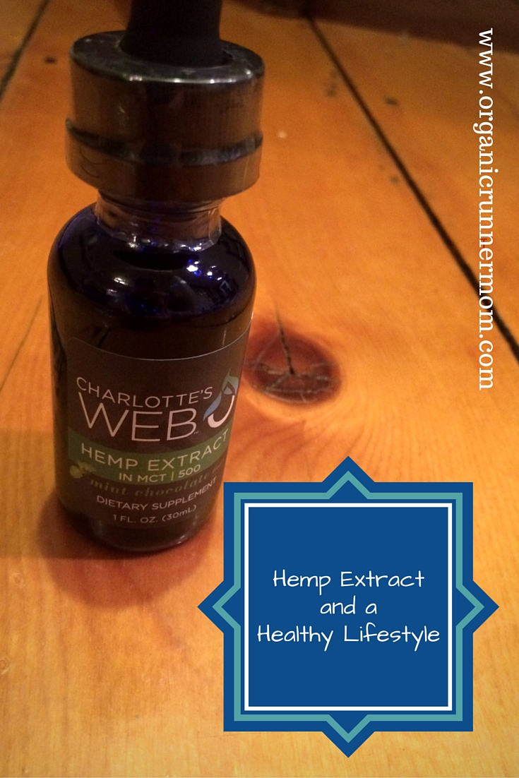 Hemp Extract and A Healthy Lifestyle