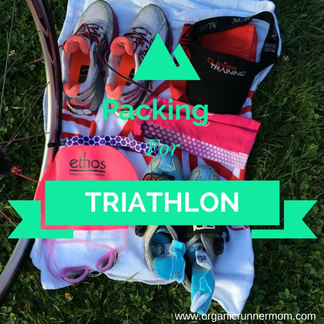 Packing for Triathlon