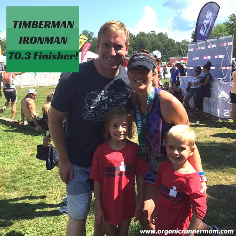 IMBERMAN Ironman 70.3 Finisher!