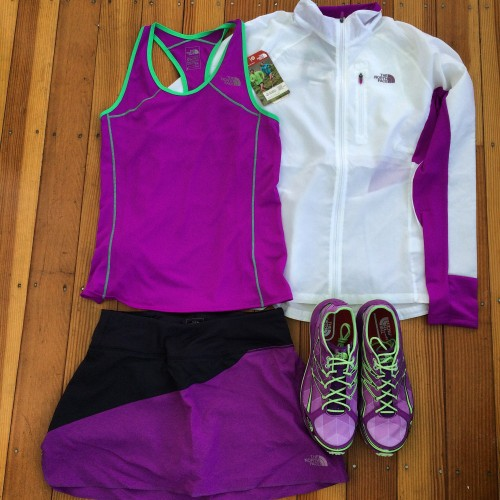 The North Face Mountain Athletics Trail Running Gear