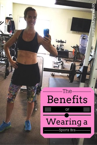 The Benefits of Wearing a Sports Bra