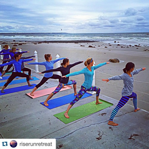 Yoga at the Rise. Run. Retreat. in Wells, Maine
