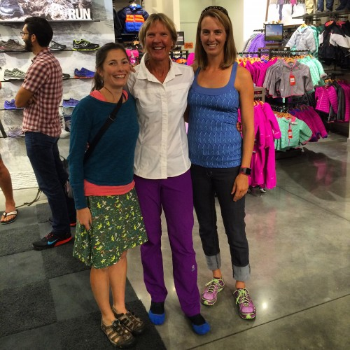 Feeling Inspired by Ultra Runner Diane Van Deren