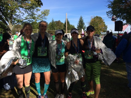Maine Half Marathon Finishers