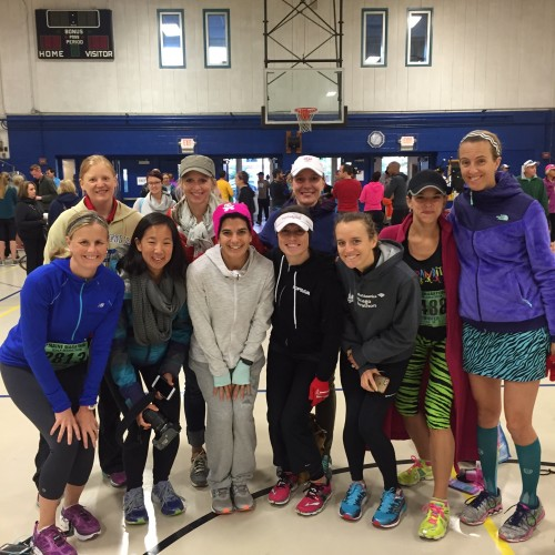 The awesome Running bloggers at  The Maine Half Marathon